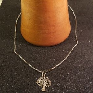 Other - Tree of life charm necklace